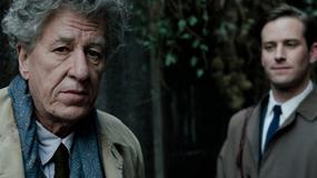 """Final Portrait"": Armie Hammer i Geoffrey Rush w filmie Stanleya Tucciego"