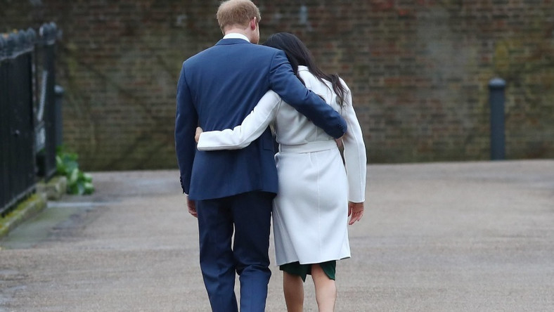 Książę Harry i Megan Markle