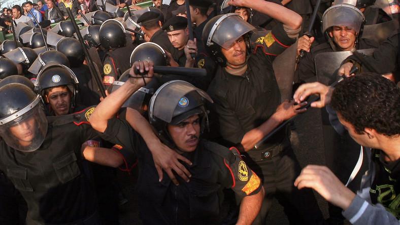Polscy dziennikarze zatrzymani w Egipcie