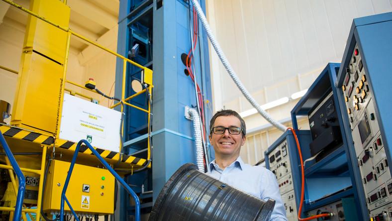 Dr Marcin Franczyk, Instytut Technologii Materiałów Elektronicznych