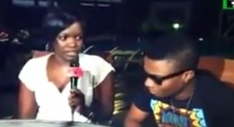 Wizkid's 20 year old self talks love for music