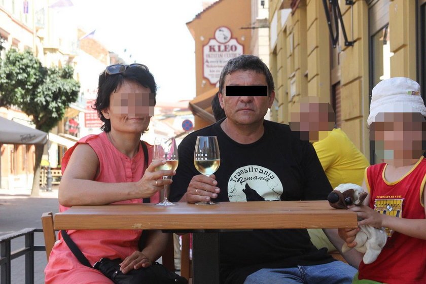 Morderca Dariusz M. i jego zamordowana żona