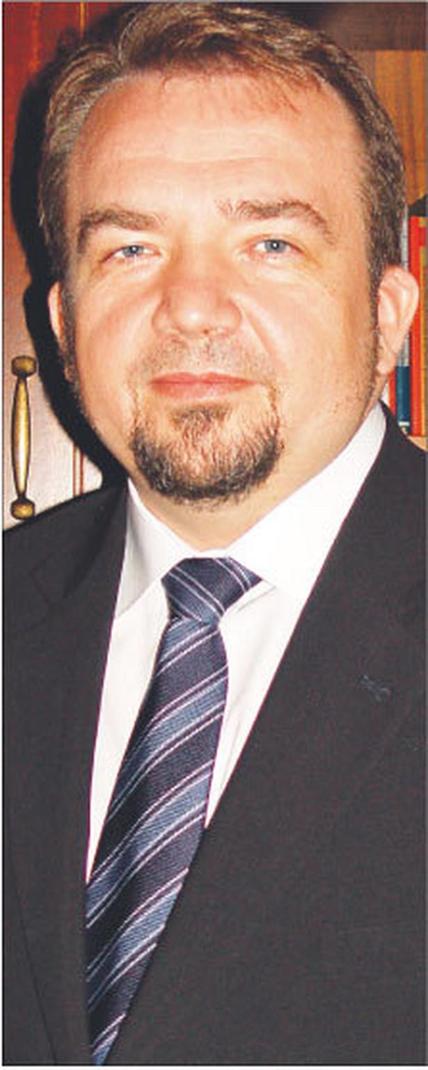 Jarosław Bieroński Fot. Arch.