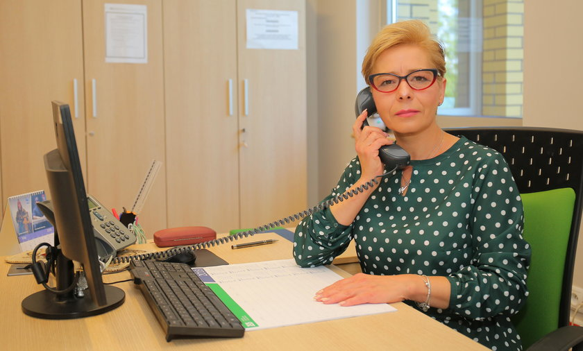 Anita Flickert, ekspert ZUS