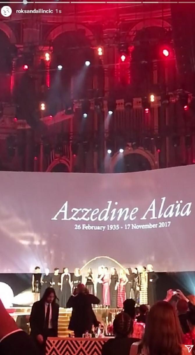 Veče u čast Azedina Alaje