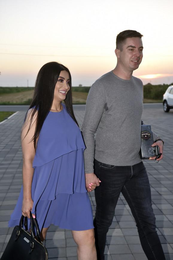 Andreana Čekić i Marko