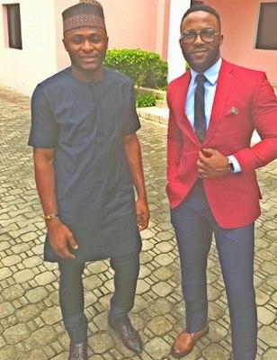 Iyanya and Ubi Franklin where both business partners, however, that relationship has since gone sour.