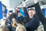 Kopaonik 01 - Gužva u jednom autobusu