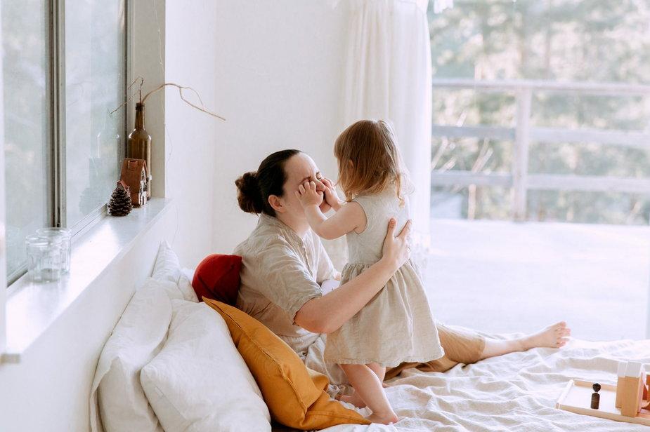 Jesteś najlepszą mamą. Także wtedy, kiedy niemasz sił