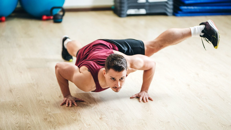 How to Crawl to Get Stronger