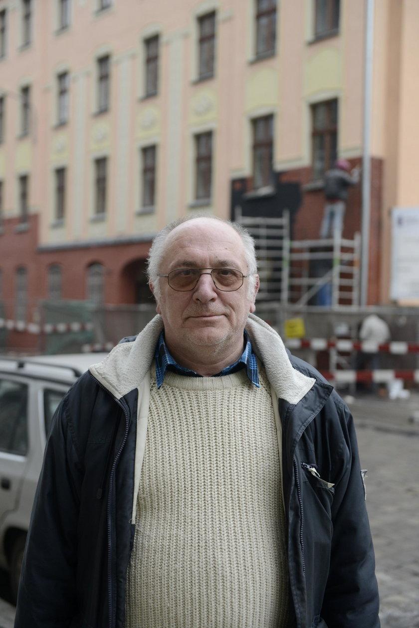 Jerzy Sznerch (63 l.), miejski radny PiS