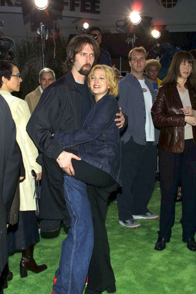 Drew Barrymore i Tom Green