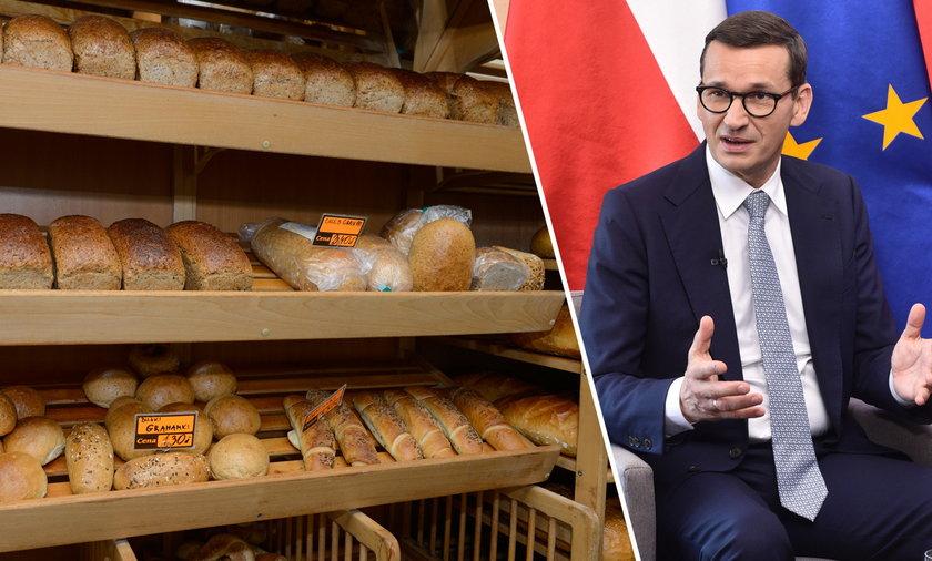 Jak za rządów PiS rosły ceny chleba?