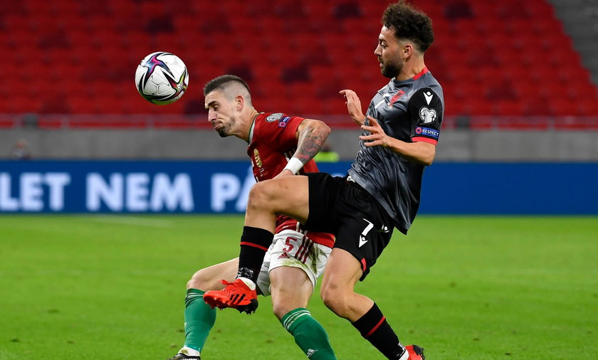 World Cup - UEFA Qualifiers - Group I - Hungary v Albania
