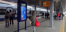 Ekrany na dworcach wciąż nie działają! Kosztowały fortunę