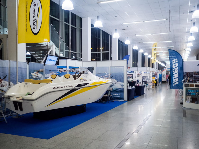 Targi Boat Show.