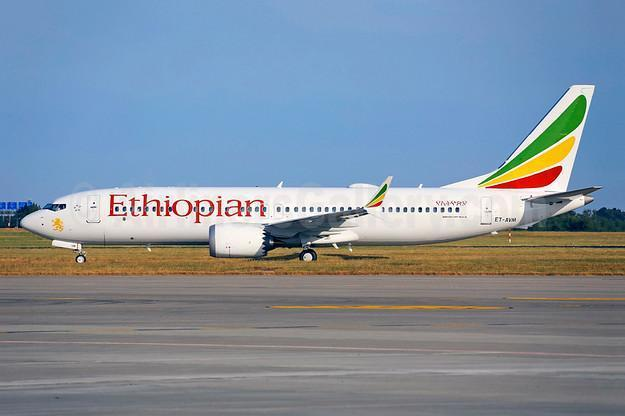 File image of an Ethiopian Airline Boeing 737-700.