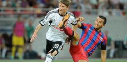 Tak Legia grała w Bukareszcie GALERIA