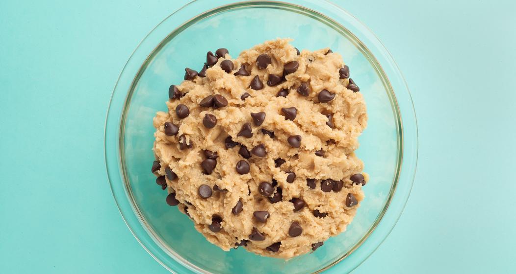 Keksteig / Cookie Dough Bread