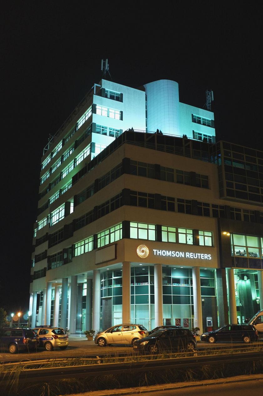 Białorusin oddał strzały w siedzibie Reutersa w Gdyni. Jest akt oskarżenia