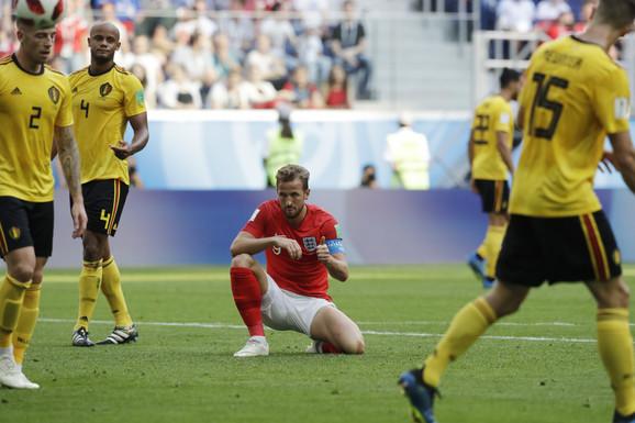 Kejn je bio nemoćan protiv Belgije