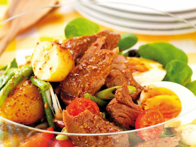 Pomalo orjentalno i začinjeno: Savršen spoj mesa i povrća