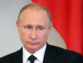 'WP': Przez politykę Putina jesteśmy u progu nowej zimnej wojny