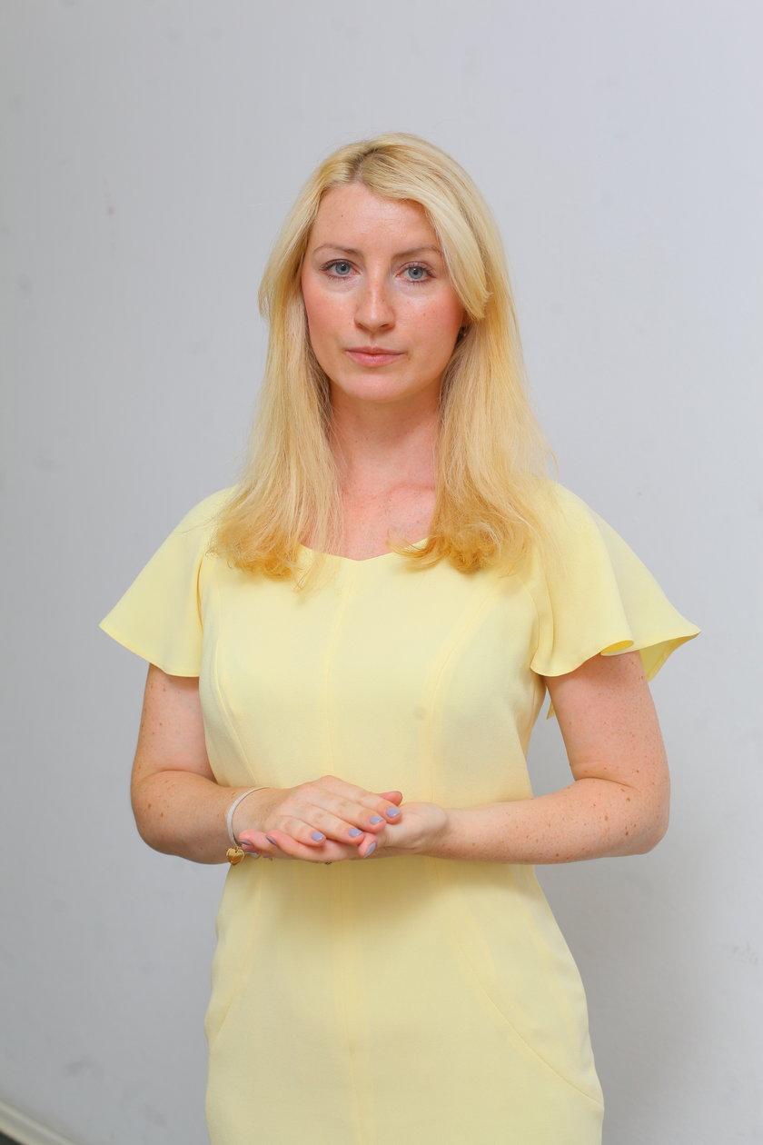 Ewelina Lanc, rzecznik Urzędu Dzielnicy Praga Południe