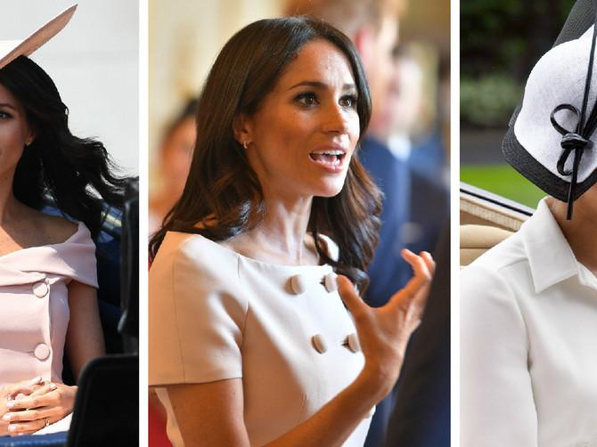 Otkrili smo KOLIKO TAČNO KOŠTAJU ove kombinacije Megan Markl: A čekajte da čujete KO IH JE PLATIO - nije princ Hari