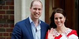 Do mediów wyciekły rozmowy Kate i Williama po narodzinach syna