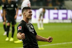 JOVIĆ OBORIO REKORD Ono što je naš fudbaler uradio nikom nije pošlo za rukom u istoriji Bundeslige!