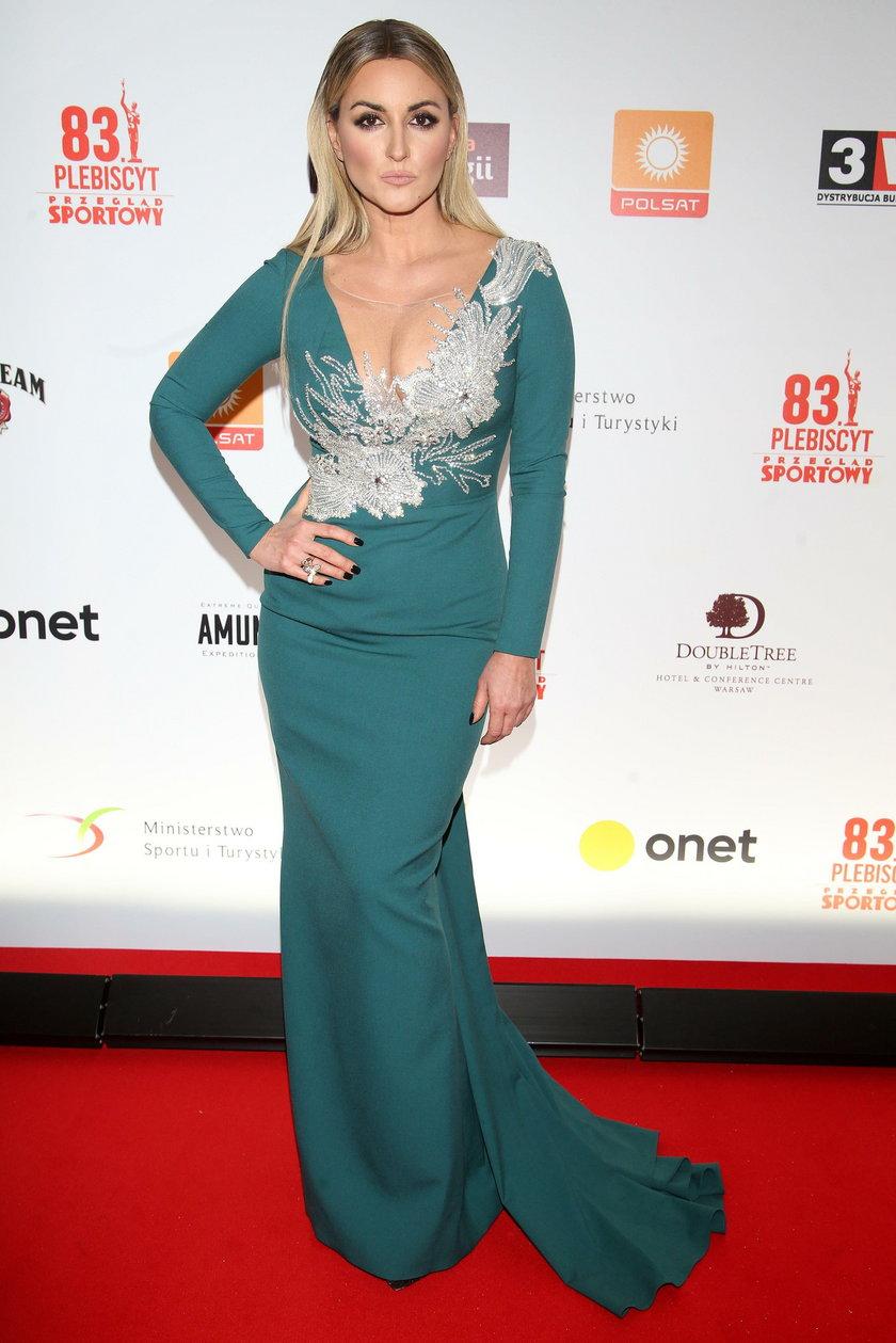 Karolina Szostak w 2018 roku