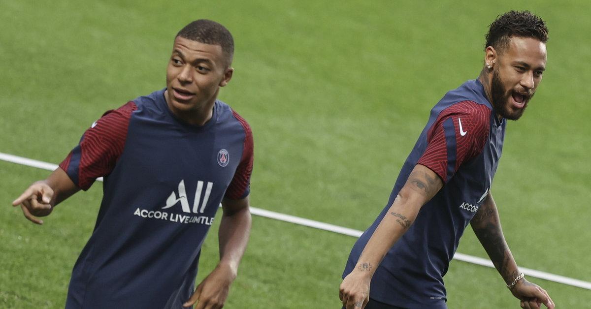Atalanta Gergamo - Paris Saint-Germain. Składy na mecz. As paryżan zacznie na ławce - Sport