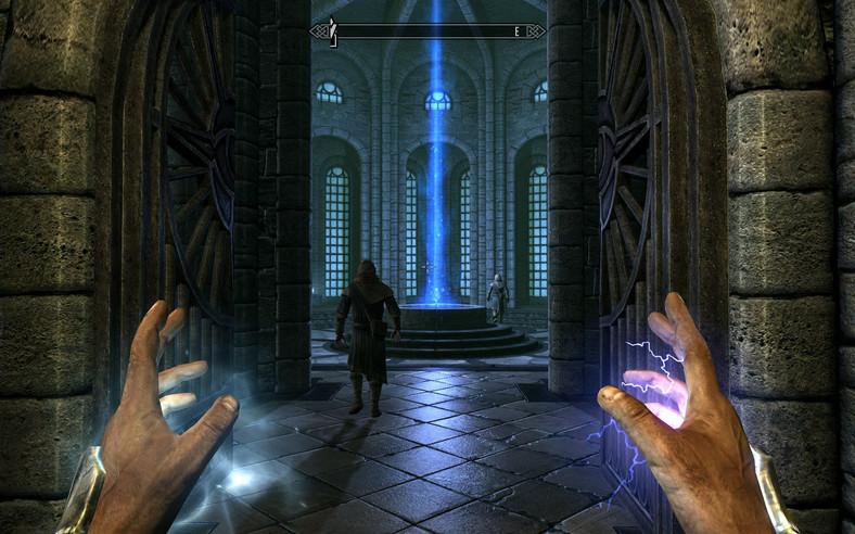 Gry z serii The Elder Scrolls, Doom, Fallout, Dishonored i
