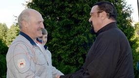 Znany amerykański aktor z wizytą na Białorusi
