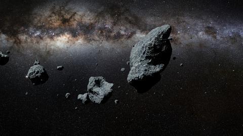 W naszym Układzie Słonecznym jest ponad 500 planetoid, wartych miliardy dolarów