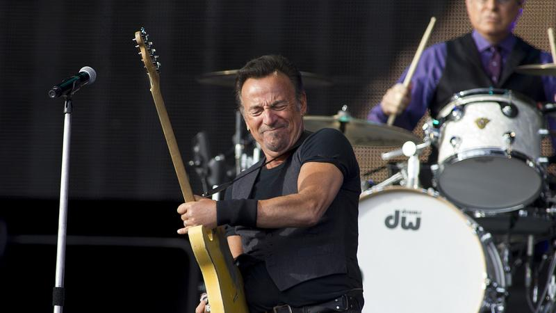 NETHERLANDS-MUSIC-SPRINGSTEEN