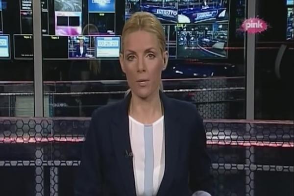 Zbog ovog snimka smejala se cela Srbija, a voditeljka je progovorila o situaciji koja joj se dogodila u programu uživo! (VIDEO)