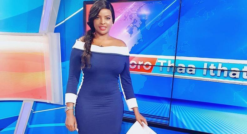 Inooro TV news anchor Muthoni Mukiri Quits