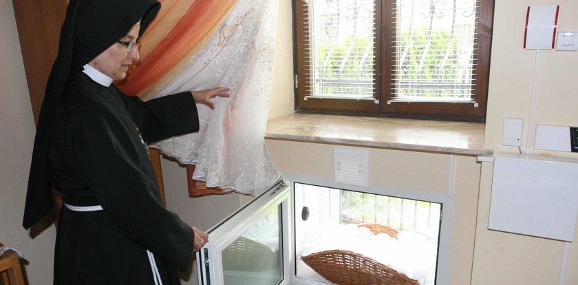Malutki Jacuś w oknie życia w Rzeszowie
