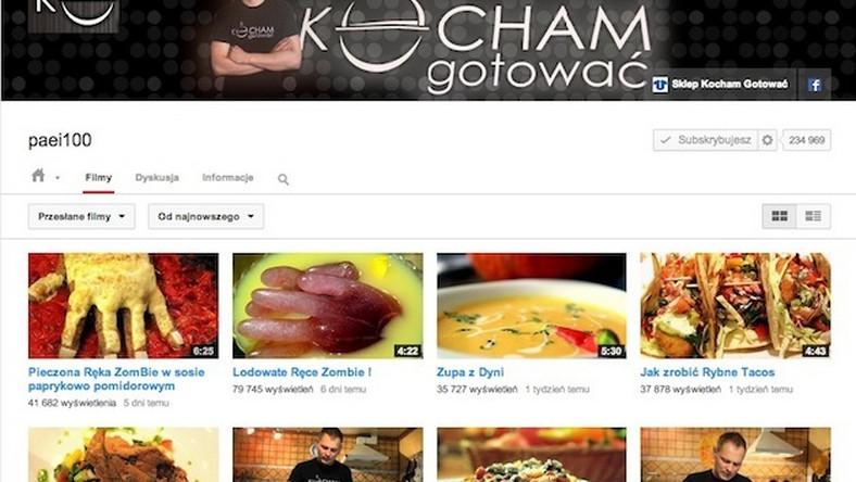Polskie Kanaly Na Youtube Ktore Warto Sledzic Kategoria Kulinaria