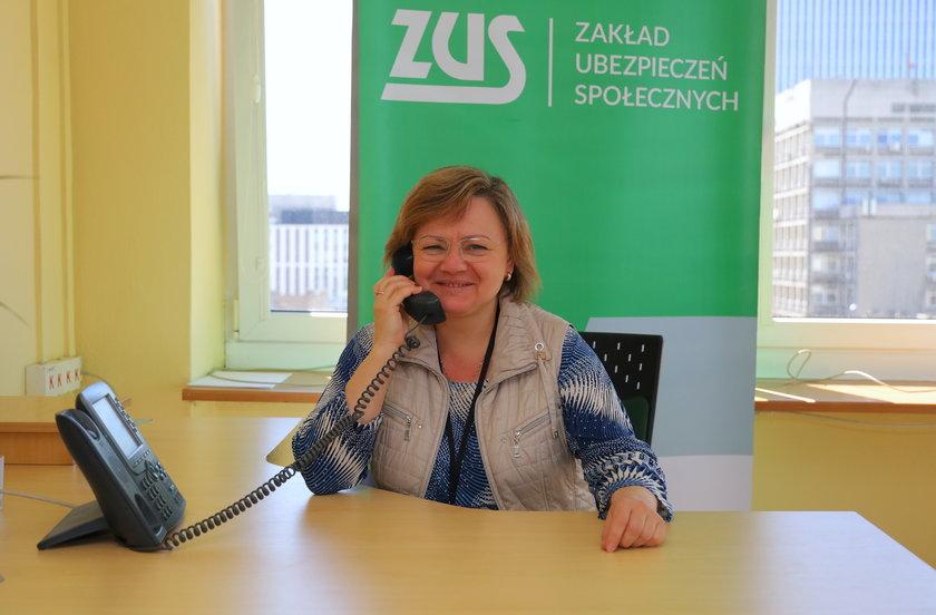 Dyżur eksperta ZUS w Fakcie w Łodzi