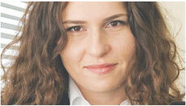 Sylwia Graboś, radca prawny w kancelarii Grynhoff Woźny Maliński