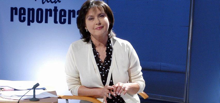 """""""Sprawa dla reportera"""" zniknie z anteny? Elżbieta Jaworowicz: nie jesteśmy kowalami własnego losu"""