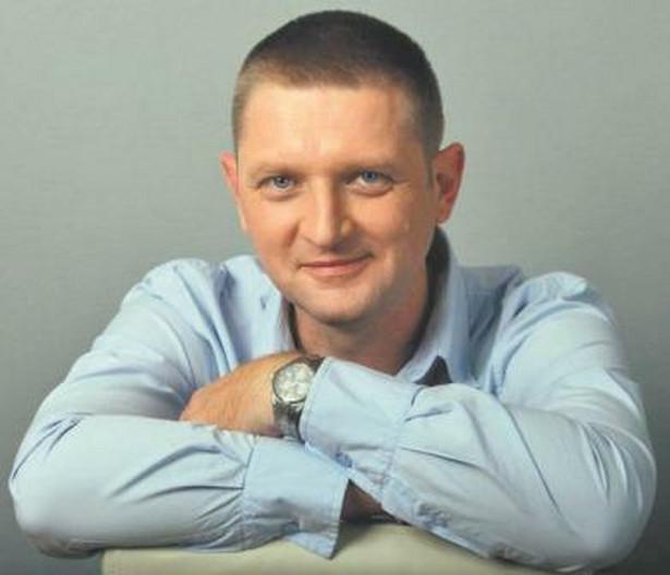 Andrzej Rozenek fot mat prasowe