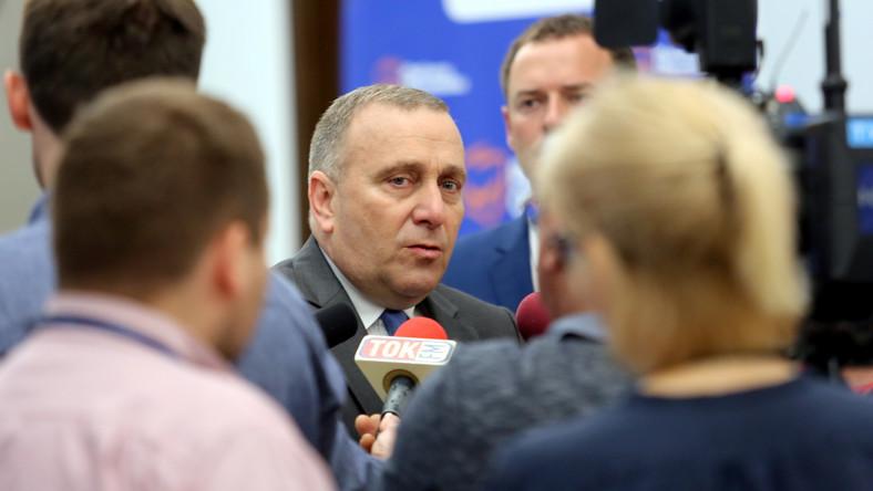 Schetyna znów marszałkiem Sejmu? Kopacz: Nieprawda