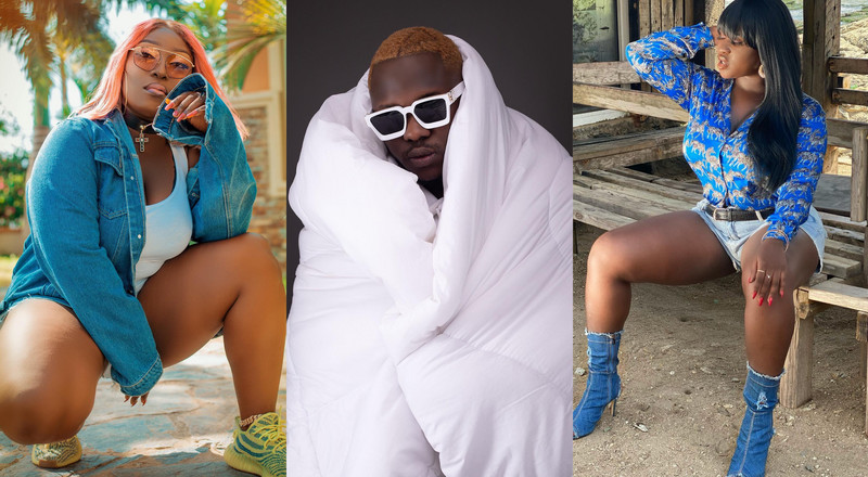 Your punches are medically weak; Eno Barony jabs Medikal in diss track to Sista Afia (WATCH)