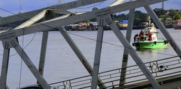 18 osób zginęło na zawalonym moście. Wzrósł bilans ofiar