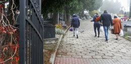 Prezydent Przemyśla nie zamknął cmentarzy. Tak to tłumaczy