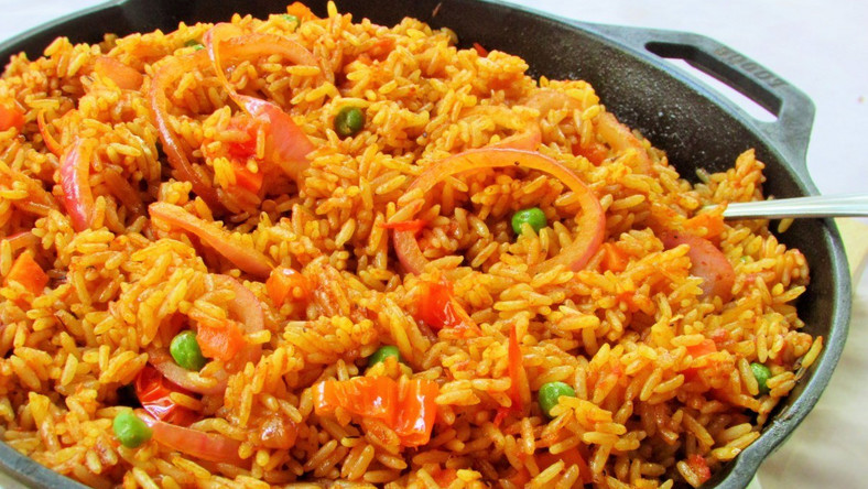 Image result for mali jollof rice